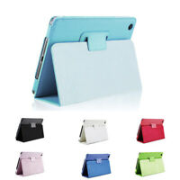 Durable PU Leather Flip Smart Stand Protective Case Cover For Apple iPad 2 3 4