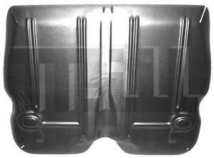 Trunk Floor Center for 68-72 Chevy Nova (EXCEPT HATCHBACK)