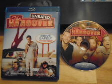 UNRATED The Hangover BLU-RAY film Ed Helms ZACH GALIFIANAKIS Mike Tyson Jeong !