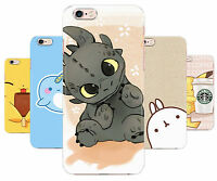 Cute Cartoon Night Furry Pokemon Pikachu Phone Cover Case fits Apple Iphone