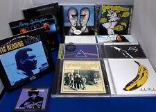 Mum & Dad Xmas gift rock CD bundle! Pink Floyd / Grateful Dead + Dylan mini-disc
