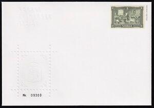 Norway 2005 Mint Pre-Stamped Envelope