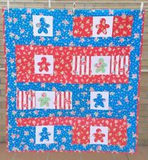 Handmade Unisex Nursery Quilts & Coverlets
