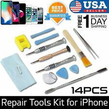 iPhone Repair Tools Kit Screwdriver Set Opening Tool 4 5 6 7 8 XS Plus Tri Point