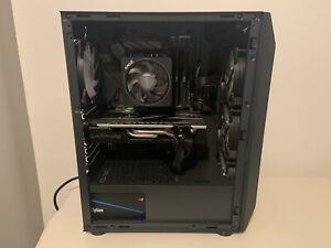 Gaming PC - Ryzen 7 3700X -  AMD RX 590 8GB - 512GB SSD - 2TB HDD - 16GB RAM