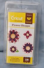 Brand New Sealed Flower Shoppe Cricut Cartridge--Hard to Find
