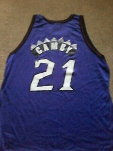 Marcus Camby Toronto Raptors Champion Replica Jersey Size 52