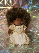 Calico Critters Pickleweeds Hedgehog Eloise Mother Hedgehog Toy