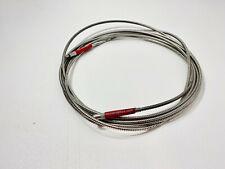 Ocean Optics VIS-NIR Spectrometer 1000um Fiber Cable 5 meters Long METAL JACKET