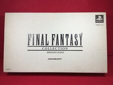Used Final Fantasy Collection Anniversary Package With clock F/S Japan