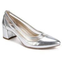 RIALTO Shoes Madeline Women's Heel, Silver, Size 9.0 PPid