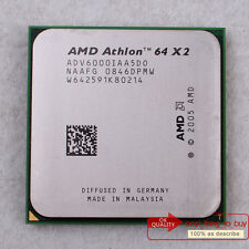 AMD Athlon 64 X2 6000+ Dual-Core CPU (ADV6000IAA5DO) Socket AM2 3.1/2M Free ship