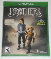 Microsoft Xbox One Video Game - Brothers: A Tale of Two Sons (New)