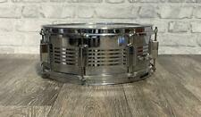 "Snare Drum 14""x5.5"" Steel Shell 8 Lug / Drum Hardware #SN003"