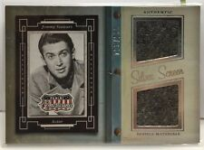 Jimmy Stewart 2015 Panini Americana Silver Screen Authentic Double Materials/299