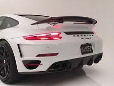 Porsche 991 Turbo rear bumper update to 991.2 Turbo Hellfire bumper & Taillights