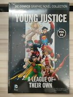 Young Justice: A League of their own (Eaglemoss Vol. 35, DC Comics) Hardcover
