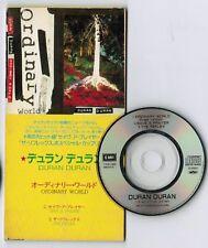 "DURAN DURAN Ordinary World /Save A JAPAN 3-track 3"" CD SINGLE TODP-2368 Free S&H"