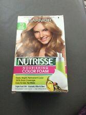 Garnier Nutrisse Nourishing Color Foam 7G Dark Golden Blonde