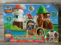 Fisher Price Mike the Knight Glendragon Castle NEW IN BOX!