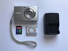 Sony Cyber-shot DSC-W330 14.1MP Digital Camera with Carl Zeiss lens