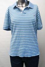 Tommy Hilfiger,Neuwertig,Damen,Shirt,Polo,Blau,Gestreift,L(USA),Gr.42