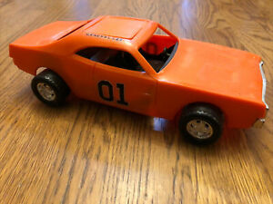 """Vintage General Lee 1980 Toy Car Dukes Of Hazzard 10.5"""""""