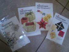 Fabric Origami - Flower Ball
