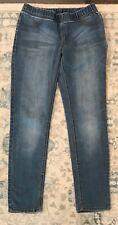 Girls' Cherokee Denim Jegging Jeans Leggings, Size 12