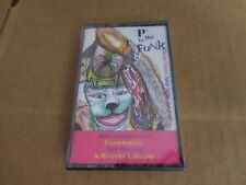 GEORGE CLINTON FAMILY SERIES P IS THE FUNK FACTORY SEALED CASSETTE ALBUM.