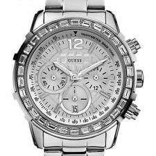 Guess reloj mujer damenuhr w0016l1 cronografo