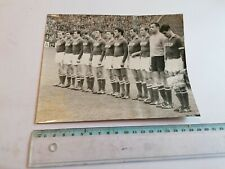 USSR NATIONAL FOOTBALL TEAM, 1960'S, LEV YASHIN, VORONIN... TEAM PHOTO