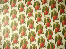 (PRL) DECOUPAGE MADE IN ITALY PAPIER CARTE PAPER FRUTTA FRUIT PESCA PEACH PECHES