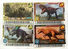 SEGA DINOSAUR KING 2008 SPECIAL EDITION ARCADE DINO SUPER MOVE CARD BUNDLE X 27