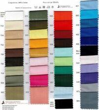 Tessuti e stoffe per hobby creativi, lunghezza/quantità rotoli interi 100% Cotone