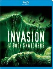 Invasion of The Body Snatchers 0883904250814 Blu-ray Region a