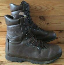 More details for british army mens altberg defender combat boots size uk 12 w