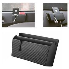 Auto Organisator Handy Telefon Dual-Layer Aufbewahrungstasche mit Aufladeöffnung