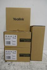 Lot of 3 NEW Yealink SIP-T21P-E2 Entry Level IP Phones + Bonus ~ FREE SHIPPING