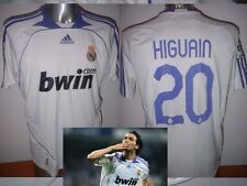 Real Madrid HIGUAIN Adidas Adult L Shirt Jersey Football Soccer Trikot Argentina