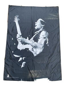 "Jimi Hendrix Wall Tapestry Cloth Poster 30""x42"" (2006)"