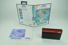 Sega Master System *Wimbledon II/ 2* OVP mit Anleitung #1