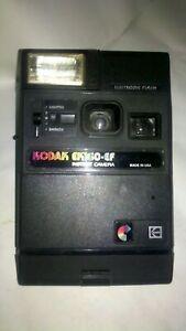 Macchina fotografica Kodak ek 160-ef