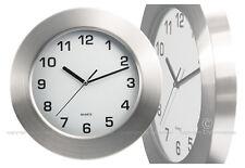 Quartzwanduhr Ø32cm Junghans Uhrwerk Bahnhofsuhr Wanduhr Küchenuhr TU-106