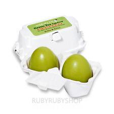 [Holika Holika] Green Tea Egg Soap - 1Pack (2ea)