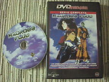 DVD ANIME PELICULA MACROSS PLUS SERIE COMPLETA USADO BUEN ESTADO