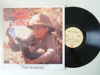 The Flame Trees Of Thika Original Soundtrack Album Video Symphonic Vinyl LP A1B1