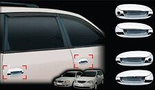 Chrome Door Handle Molding Trim Cover for 02~04 Kia Spectra Shuma w/Tracking No.