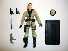 GI JOE STEELER 25th Anniversary Action Figure COMPLETE 3 3/4 C9+ v5 2008
