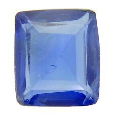 Antique untreated Ceylon Blue Sapphire 0.70ct natural loose gemstones
